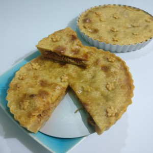Masdhalhu Pie (Canned Tuna Pie)